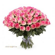 """Букет """"Из 101 Розовой розы"""""""