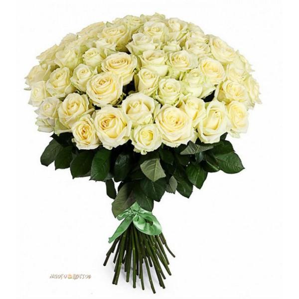 """Букет """"25 Белых Роз"""""""