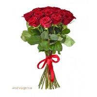 """Букет  """"15 красных роз"""""""