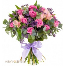 """Букет """"Розовый сад"""""""