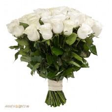 "Букет ""51 белая роза"""