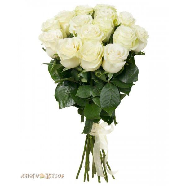 """Букет  """"Белоснежные розы"""""""
